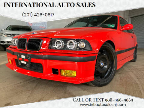 1997 BMW M3 for sale at International Auto Sales in Hasbrouck Heights NJ
