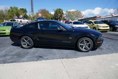 2005 Ford Mustang for sale at J Linn Motors in Clearwater FL