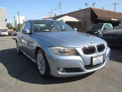2011 BMW 3 Series for sale at Win Motors Inc. in Los Angeles CA