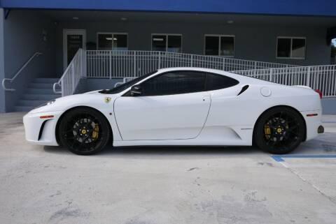 2007 Ferrari F430 for sale at PERFORMANCE AUTO WHOLESALERS in Miami FL