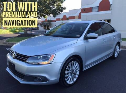 2014 Volkswagen Jetta for sale at SEIZED LUXURY VEHICLES LLC in Sterling VA