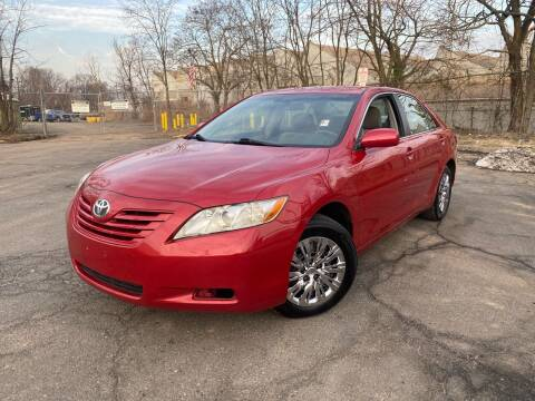 2009 Toyota Camry for sale at JMAC IMPORT AND EXPORT STORAGE WAREHOUSE in Bloomfield NJ
