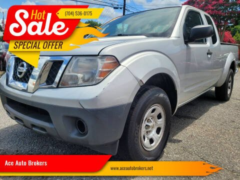 2013 Nissan Frontier for sale at Ace Auto Brokers in Charlotte NC