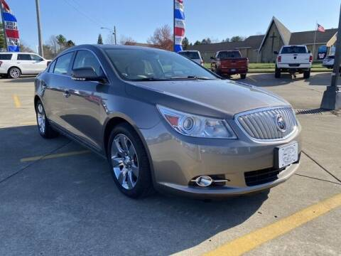 2011 Buick LaCrosse for sale at Jeff Drennen GM Superstore in Zanesville OH