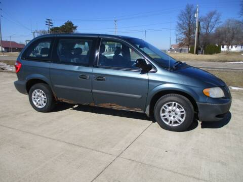 2006 Dodge Caravan for sale at Crossroads Used Cars Inc. in Tremont IL