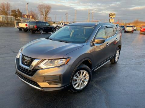 2017 Nissan Rogue for sale at CarSmart Auto Group in Orleans IN