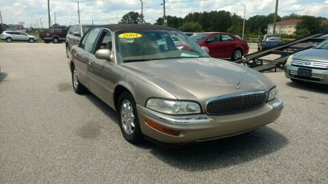 2004 Buick Park Avenue for sale at Kelly & Kelly Supermarket of Cars in Fayetteville NC