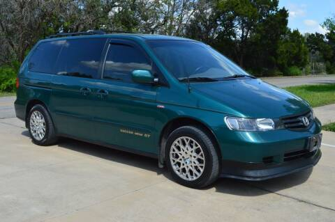 2002 Honda Odyssey for sale at Coleman Auto Group in Austin TX