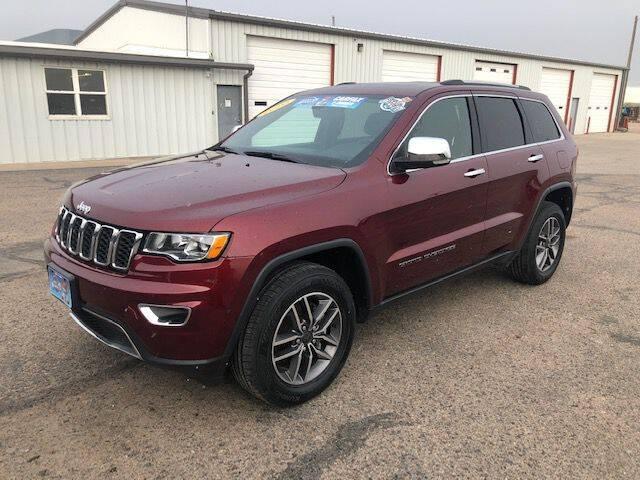 2020 Jeep Grand Cherokee for sale at Valley Auto Locators in Gering NE