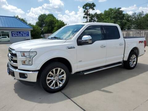 2016 Ford F-150 for sale at Kell Auto Sales, Inc in Wichita Falls TX