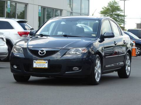 2009 Mazda MAZDA3 for sale at Loudoun Used Cars - LOUDOUN MOTOR CARS in Chantilly VA
