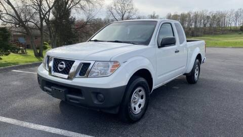 2013 Nissan Frontier for sale at 411 Trucks & Auto Sales Inc. in Maryville TN