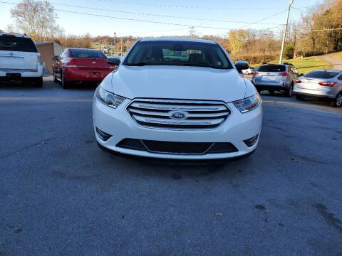 2013 Ford Taurus for sale at DISCOUNT AUTO SALES in Johnson City TN
