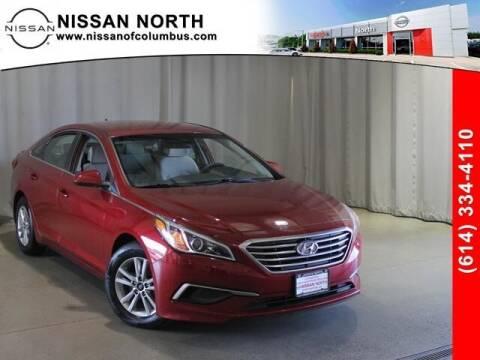 2016 Hyundai Sonata for sale at Auto Center of Columbus in Columbus OH