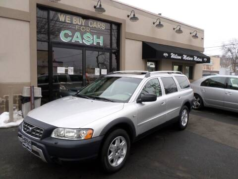 2006 Volvo XC70 for sale at Wilson-Maturo Motors in New Haven Ct CT