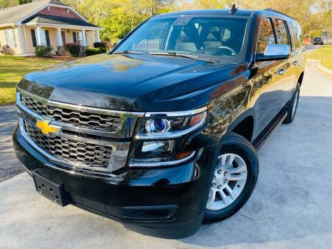 2016 Chevrolet Suburban for sale at Cobb Luxury Cars in Marietta GA