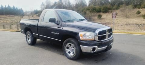 2006 Dodge Ram Pickup 1500 for sale at BOOST MOTORS LLC in Sterling VA