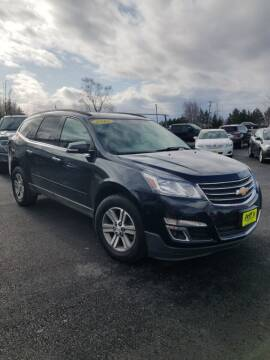 2015 Chevrolet Traverse for sale at Jeff's Sales & Service in Presque Isle ME