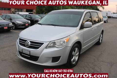 2009 Volkswagen Routan for sale at Your Choice Autos - Waukegan in Waukegan IL