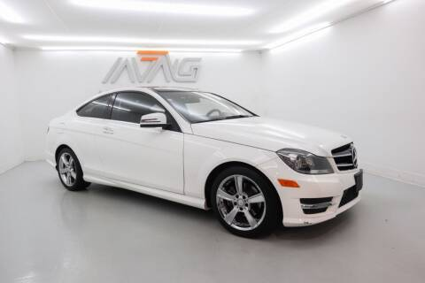 2015 Mercedes-Benz C-Class for sale at Alta Auto Group LLC in Concord NC