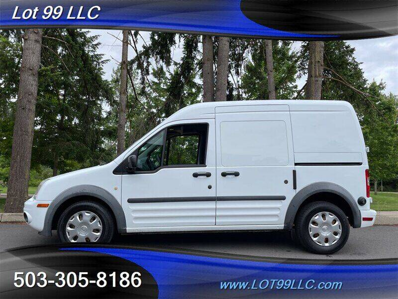 2012 Ford Transit Connect for sale at LOT 99 LLC in Milwaukie OR