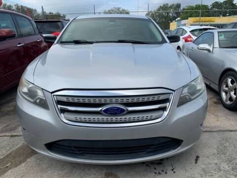 2012 Ford Taurus for sale at America Auto Wholesale Inc in Miami FL