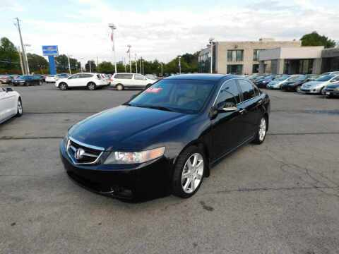 2004 Acura TSX for sale at Paniagua Auto Mall in Dalton GA