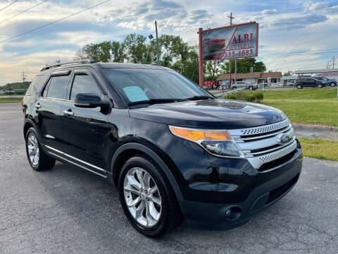 2012 Ford Explorer for sale at Albi Auto Sales LLC in Louisville KY