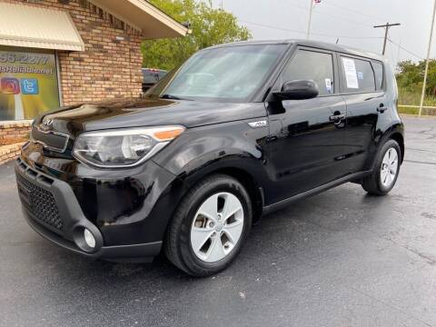 2015 Kia Soul for sale at Browning's Reliable Cars & Trucks in Wichita Falls TX