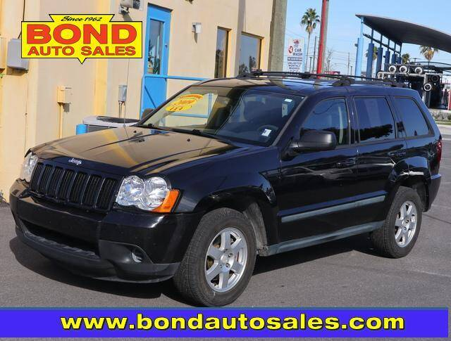 2009 Jeep Grand Cherokee for sale at Bond Auto Sales in St Petersburg FL