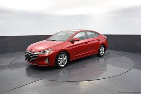 2020 Hyundai Elantra for sale at BOB HART CHEVROLET in Vinita OK