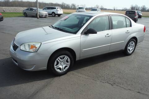 2006 Chevrolet Malibu for sale at Bryan Auto Depot in Bryan OH