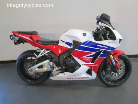 2013 Honda CBR600RR for sale at INTEGRITY CYCLES LLC in Columbus OH