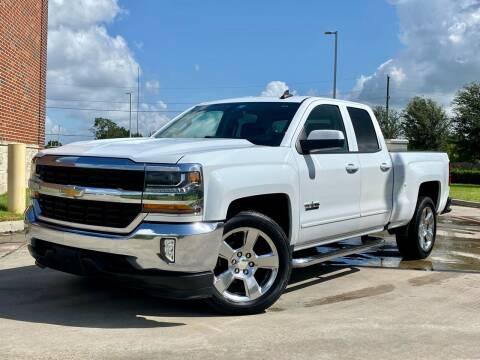 2017 Chevrolet Silverado 1500 for sale at AUTO DIRECT in Houston TX
