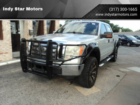 2009 Ford F-150 for sale at Indy Star Motors in Indianapolis IN