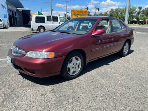 2000 Nissan Altima for sale at All Cars & Trucks in North Highlands CA