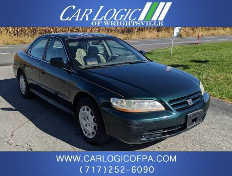 2001 Honda Accord for sale at Car Logic in Wrightsville PA
