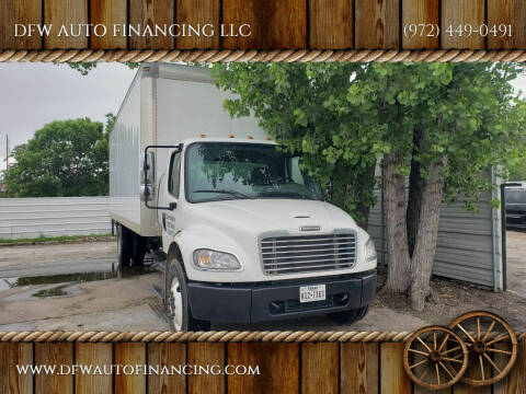 2015 Freightliner M2 106 for sale at Bad Credit Call Fadi in Dallas TX