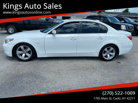 2007 BMW 5 Series for sale at Kings Auto Sales in Cadiz KY
