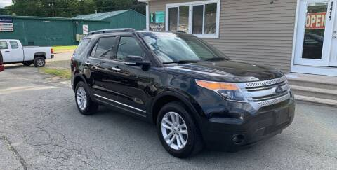 2015 Ford Explorer for sale at Home Towne Auto Sales in North Smithfield RI
