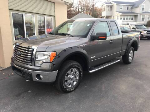 2012 Ford F-150 for sale at Autowright Motor Co. in West Boylston MA