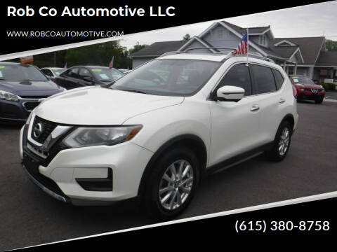 2017 Nissan Rogue for sale at Rob Co Automotive LLC in Springfield TN