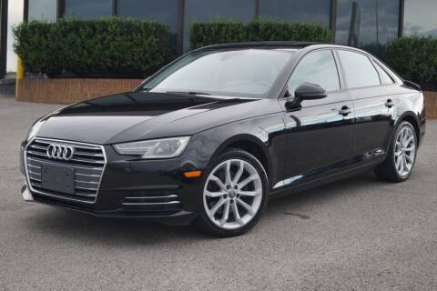 2017 Audi A4 for sale at Next Ride Motors in Nashville TN