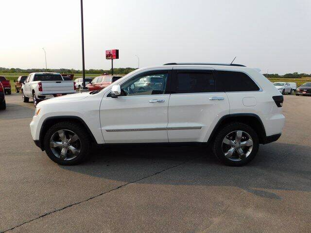 2011 Jeep Grand Cherokee for sale at West Point Auto & Truck Center Inc. in West Point NE