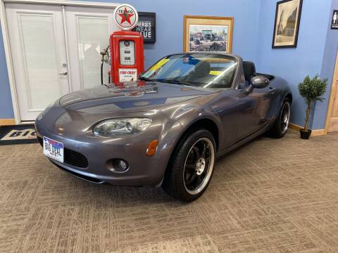 2008 Mazda MX-5 Miata for sale at Big Deal Auto Sales in Rapid City SD