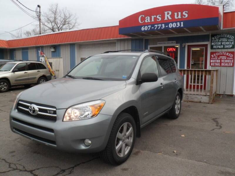 2006 Toyota RAV4 for sale at Cars R Us in Binghamton NY