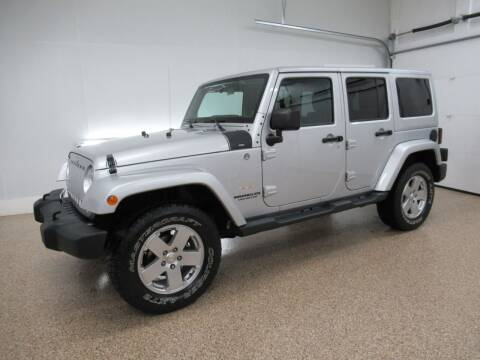 2011 Jeep Wrangler Unlimited for sale at HTS Auto Sales in Hudsonville MI