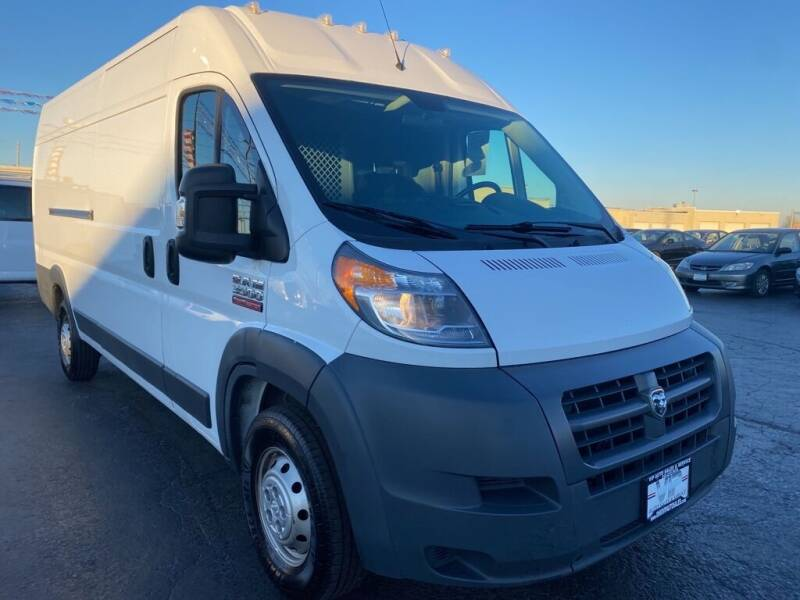 2017 RAM ProMaster Cargo for sale at VIP Auto Sales & Service in Franklin OH