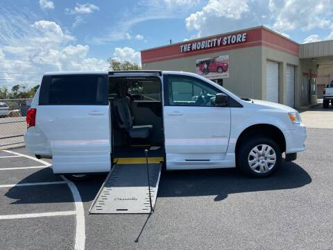 2018 Dodge Grand Caravan for sale at The Mobility Van Store in Lakeland FL