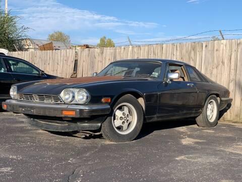 1989 Jaguar XJ-Series for sale at HIGHLINE AUTO LLC in Kenosha WI